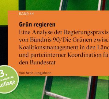 Grün regieren (3. Auflage)