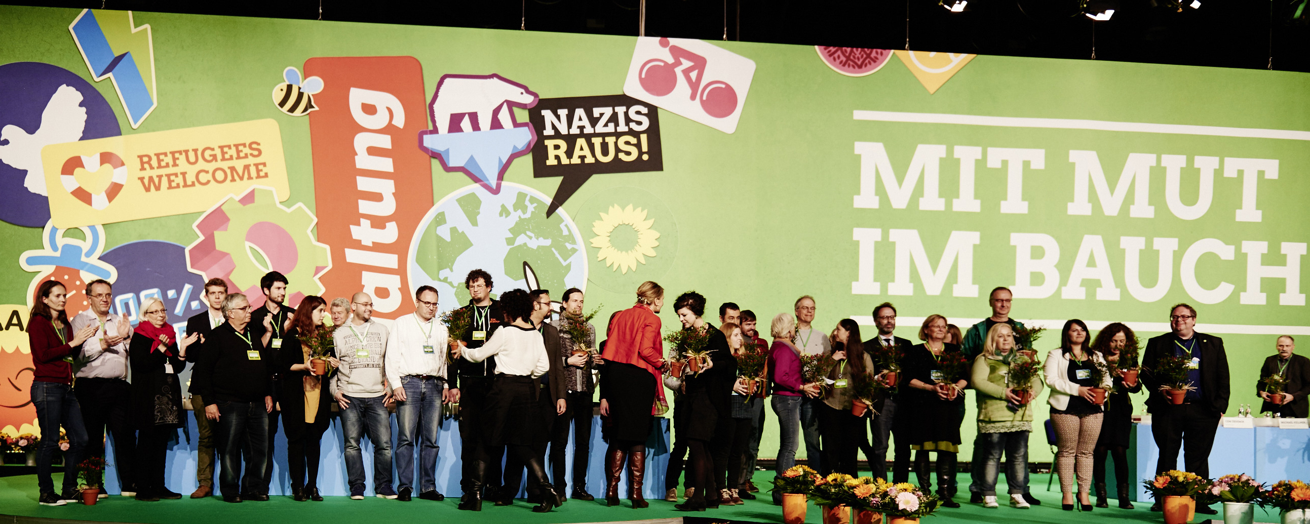 The Green Party in Germany's state governments