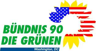 Ten Years German Greens in Washington DC