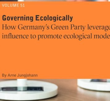 Governing Ecologically
